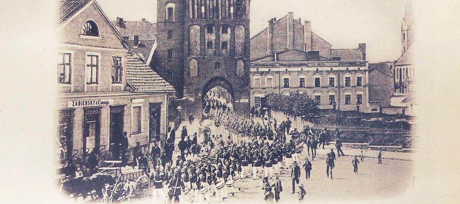 Wysoka Brama (1888-1889)