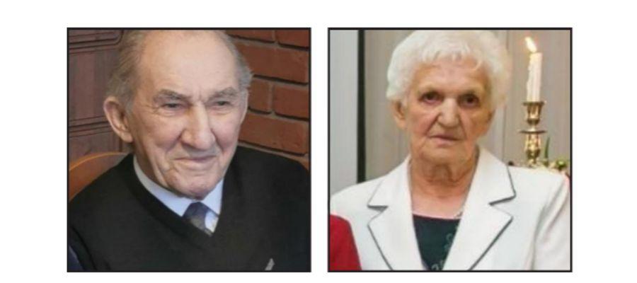 Żelazne Gody, 65-lecie pożycia Państwa Szramków