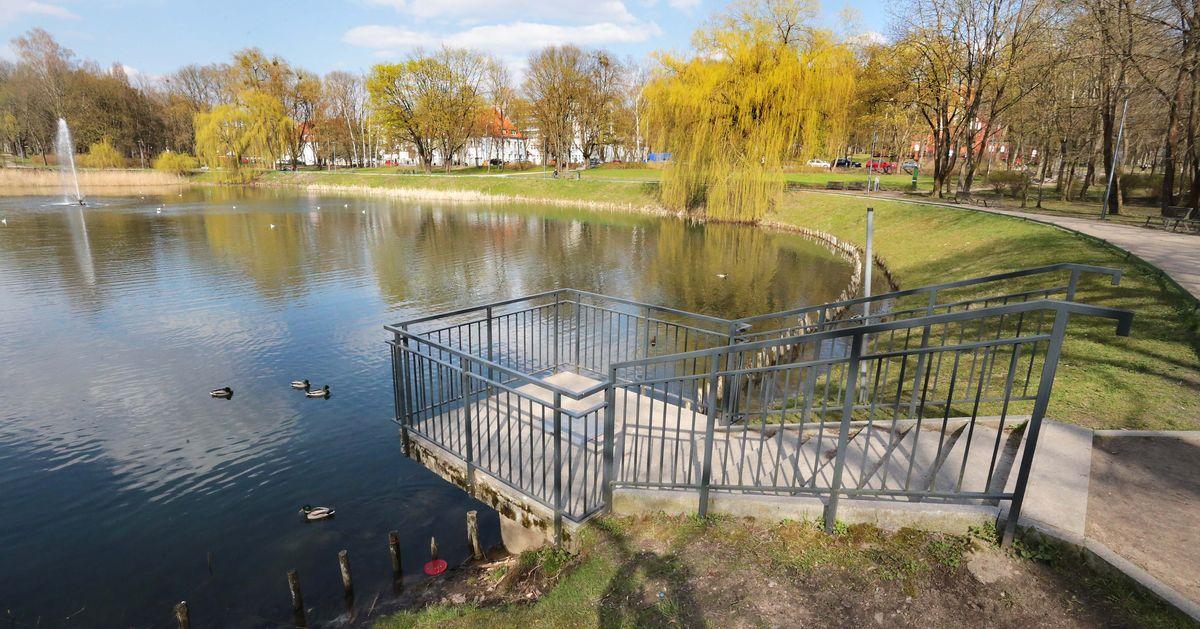 Park jakubowo