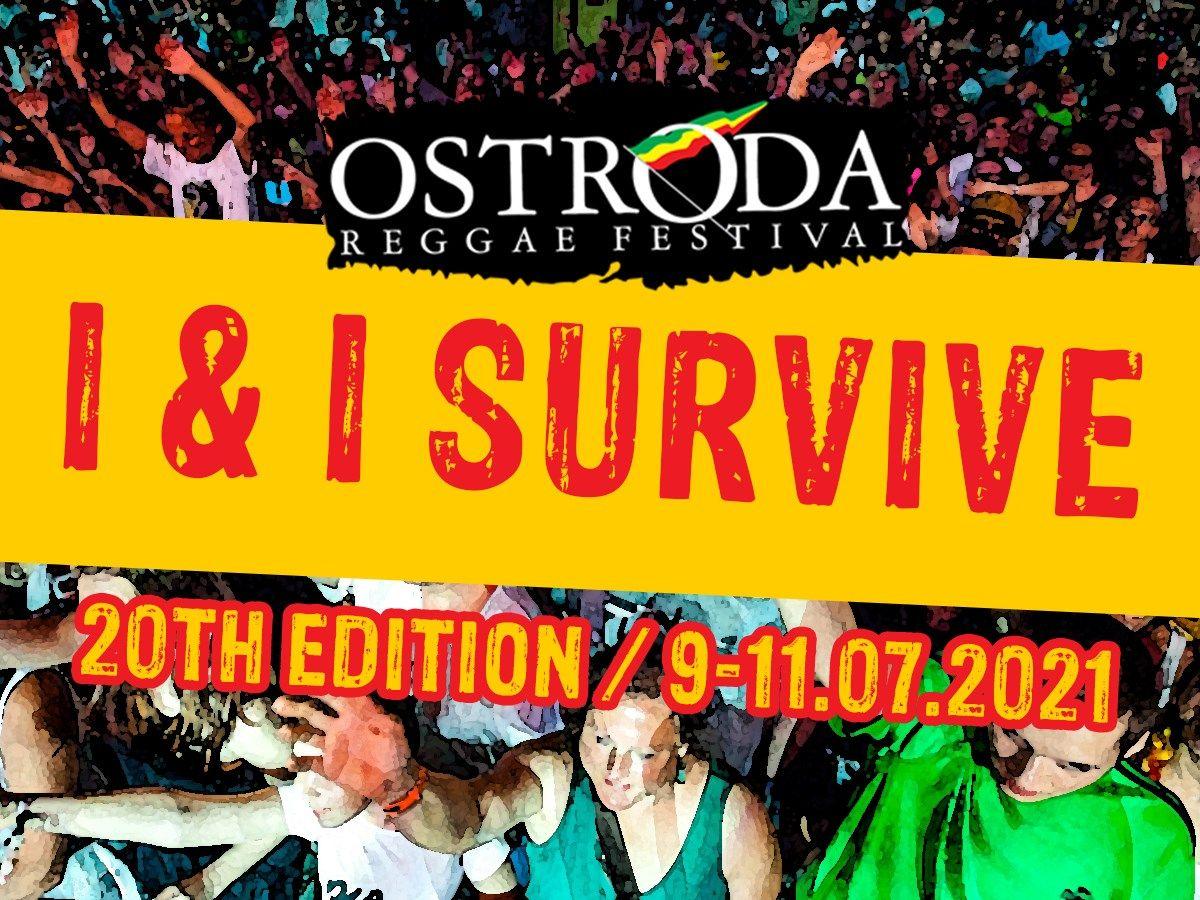 Festiwal reggae zagra w tym roku w Ostródzie! W zmienionej formie - full image