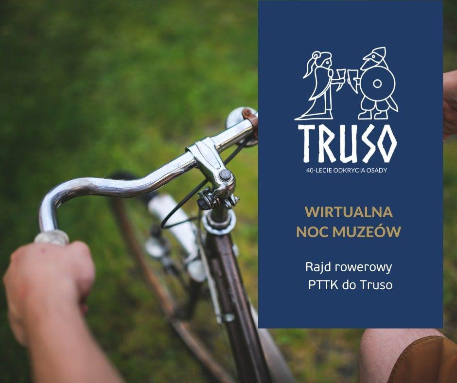 Rajd rowerowy organizowany jest w ramach tegorocznej Nocy Muzeów