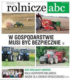 Rolnicze ABC - kwiecień 2021