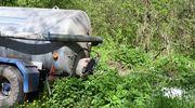 Wylewał ścieki z szamba na terenie obszaru chronionego krajobrazu