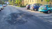 Pożar aut na al. Przyjaciół w Olsztynie