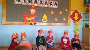 Dzień Strażaka w Krasnalach w MPS nr 4 w Mławie