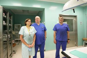 Noworodki pod specjalną opieką. Lekarze z Biskupca badają je na SMA