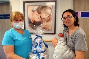 500 maluszek urodzony w Szpitalu Miejskim w Olsztynie