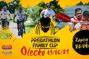 """""""Predathlon Family Cup"""" w Olecku. Szykujcie się!"""