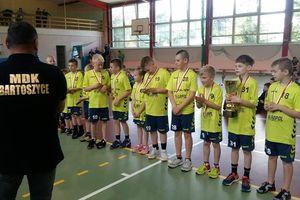 Sukces MDK w turnieju piłki ręcznej
