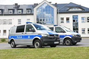Gołdapscy policjanci mają nowy radiowóz