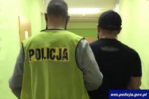 34- latek przewoził prawie 2 kilogramy marihuany