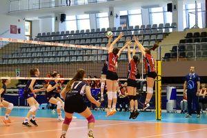 W Olecku siatkarki U19 walczą o mistrzostwo Polski
