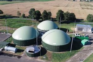Biogazownie rolnicze — prąd i ciepło z odpadów