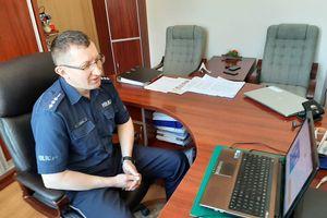 Policja o hulajnogach elektrycznych