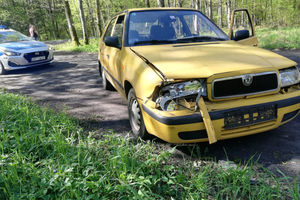 Chciał odjechać z miejsca wypadku. Zatrzymali go świadkowie zdarzenia.