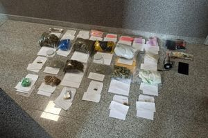 41-letni mieszkaniec Bartoszyc i 3 kg narkotyków. Zatrzymany na 3 miesiące