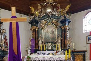 Parafia w Grodzicznie otrzymała dotację na remont ołtarza
