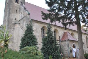 Kościół w Łęgowie z ogromnym dofinansowaniem
