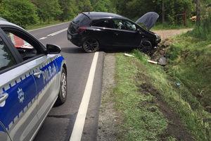 Wypadek na trasie Olsztyn-Ostróda. Duże utrudnienia w ruchu [AKTUALIZACJA]