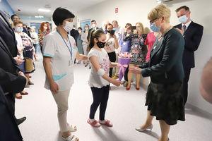 Szpital dziecięcy w Olsztynie jeszcze bardziej nowoczesny [ZDJĘCIA, VIDEO]