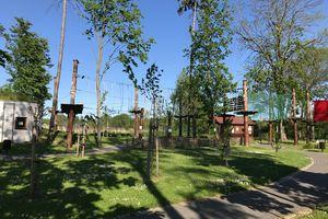 Wiemy kiedy będzie otwarty park linowy w Lubawie