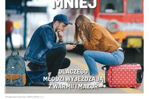 Raport dziennikarzy Gazety Olsztyńskiej: Jest nas mniej. Dlaczego młodzi wyjeżdżają z Warmii i Mazur?