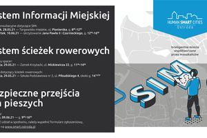 Zapraszamy Państwa na kolejne działania w ramach projektu Human Smart Cities w Ostródzie