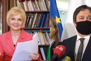 Lidia Staroń i Marcin Wiącek – Kto zostanie rzecznikiem praw obywatelskich? [SONDA]