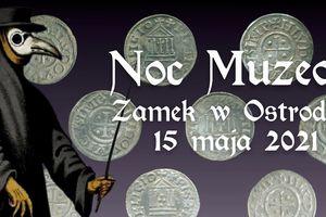 Noc Muzeów i pierwszy pokaz monet karolińskich z IX wieku