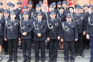 100 lat Ochotniczej Straży Pożarnej w Janowcu Kościelnym