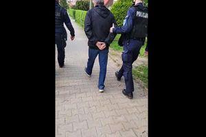 W Olsztynie zatrzymano mężczyznę podejrzanego o pedofilię