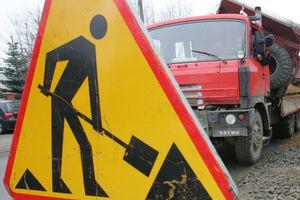 Uważajcie na utrudnienia w Prostkach na przejeździe