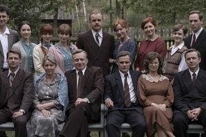 Polacy kochają serialowe rodziny