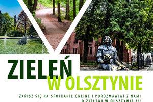 Zieleń w Olsztynie - konsultacje