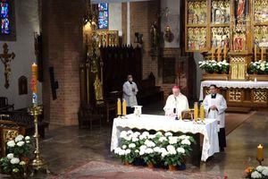 W Olsztynie trwa msza święta w intencji Maltańskiego Centrum Pomocy w Barczewie [LIVE]