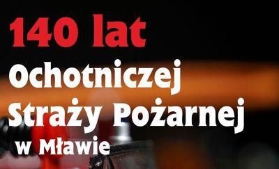 Konkurs plastyczny i literacki na 140. rocznicę powstania mławskiej OSP