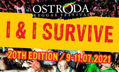 Festiwal reggae zagra w tym roku w Ostródzie! W zmienionej formie