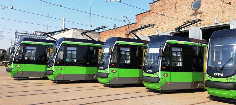 Czy tramwaje zostaną uznane zeroemisyjnym środkiem transportu?