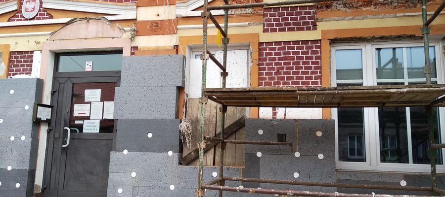 Jest odpowiedź gminy w sprawie remontu zabytkowego budynku