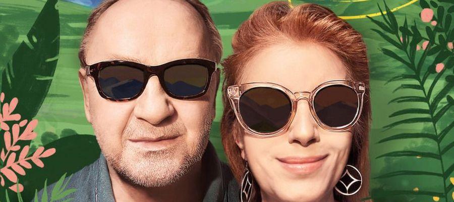 """CZYTAM, BO LUBIĘ: Janusz Wiśniewski i Ewelina Wojdyło - """"Nowa Zelandia - podróż przedślubna"""""""