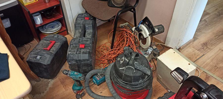 Część skradzionych rzeczy została odzyskana i trafi do właściciela