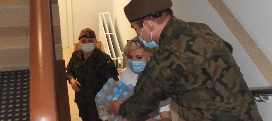Dary dla szpitala zostały przekazane, akcja gazety zakończona
