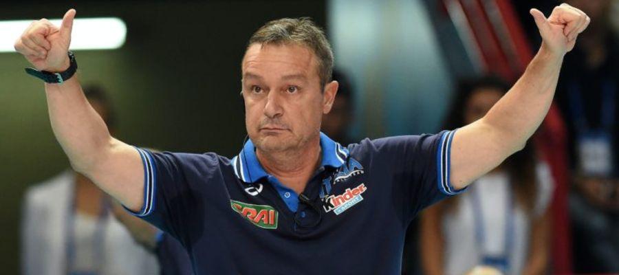 Marco Bonitta został nowym trenerem siatkarzy Indykpolu AZS Olsztyn