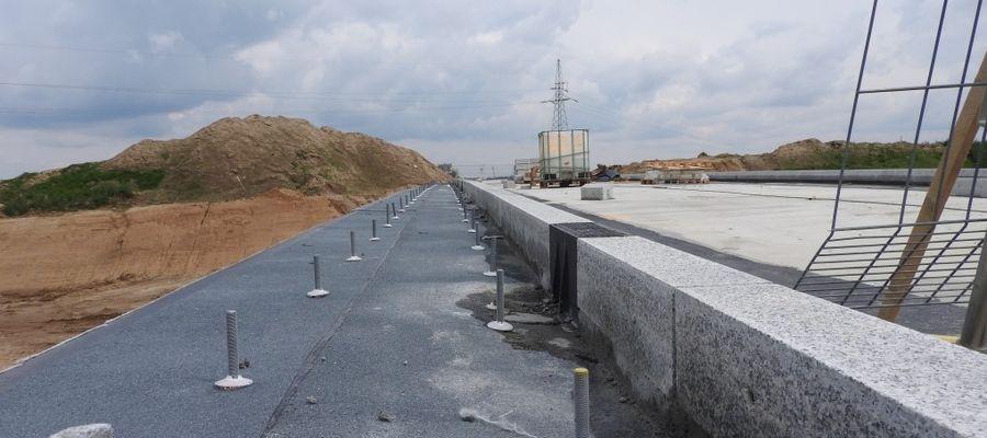 W województwie warmińsko-mazurskim trwają prace na budowie drogi ekspresowej S5 na odcinku Ornowo-Wirwajdy