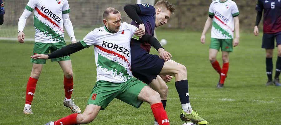 MKS Korsze zdobył w 27. kolejce komplet punktów