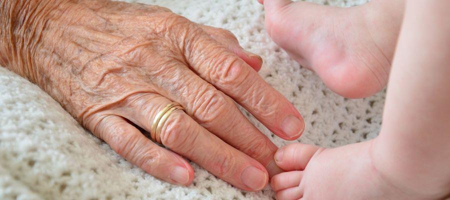 Nareszcie przytuliliśmy wnuki!