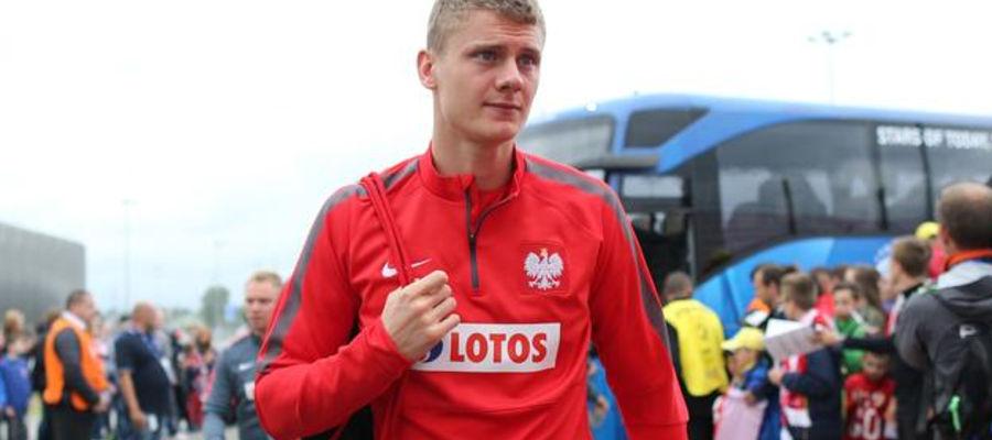 Paweł Dawidowicz, pochodzący z Ostródy piłkarz, powołany do kadry na EURO 2020