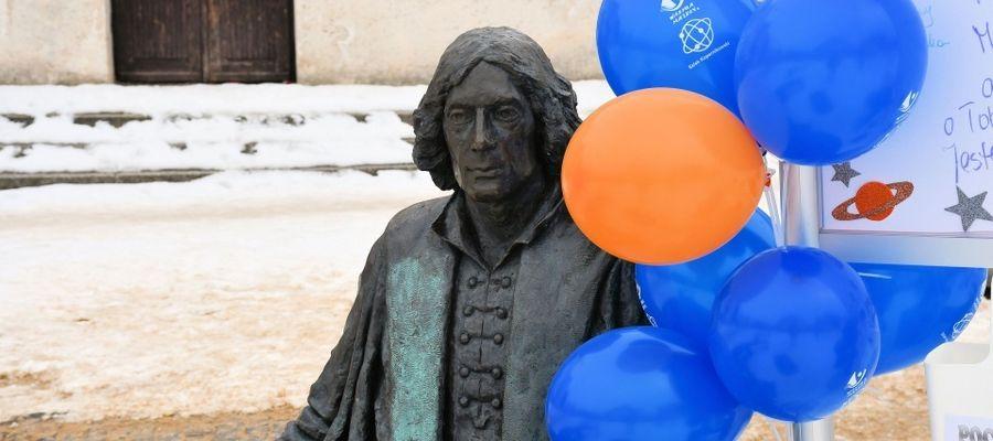 W tym roku Frombork świętował 548. rocznicę urodzin Mikołaja Kopernika