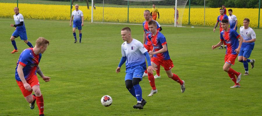 Płomień Turznica przegrał pierwsze spotkanie w rundzie wiosennej 2021