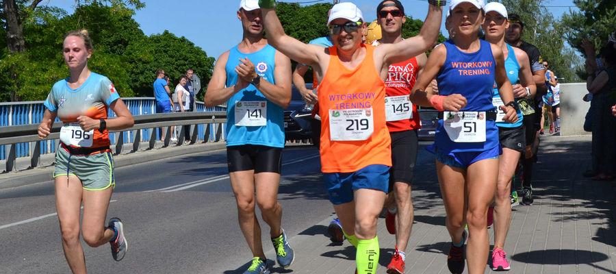 Drugi rok z kolei bez Półmaratonu św. Jerzego w Ostródzie